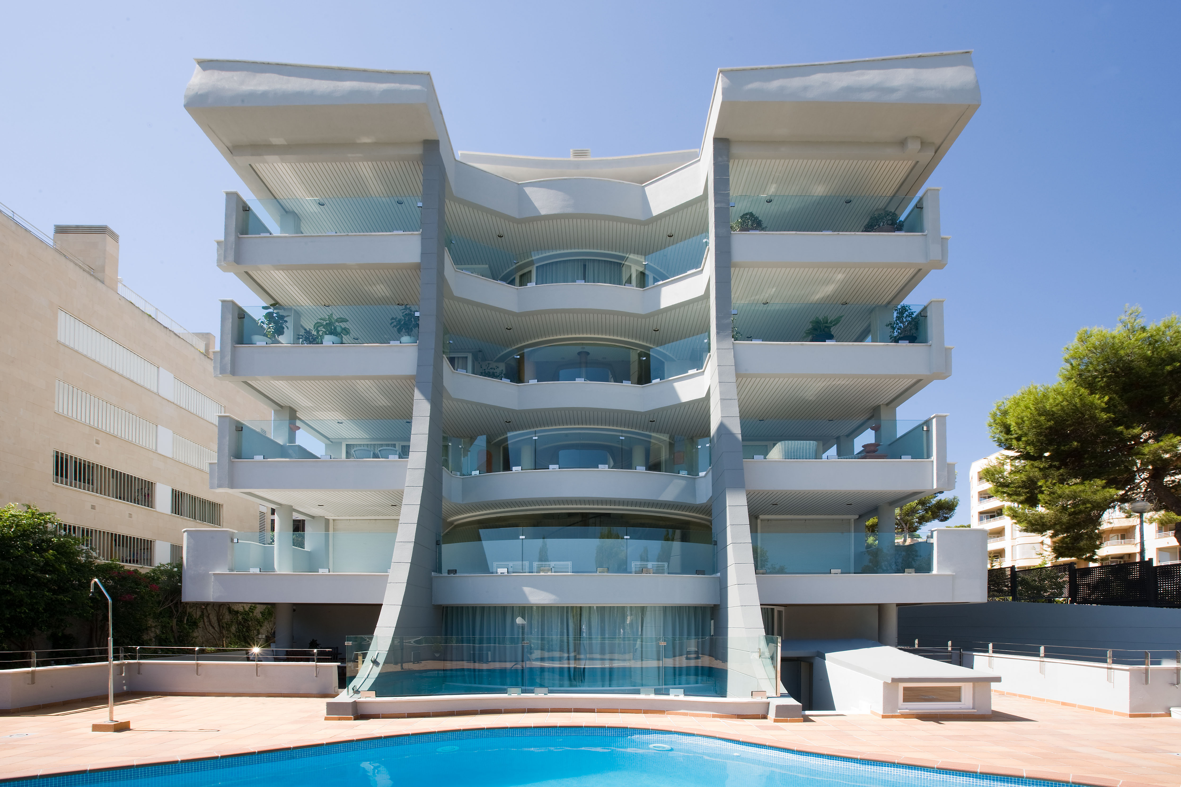 palma de mallorca das gibt s nur einmal 485 m luxus duplex penthaus mit k nigsblick. Black Bedroom Furniture Sets. Home Design Ideas